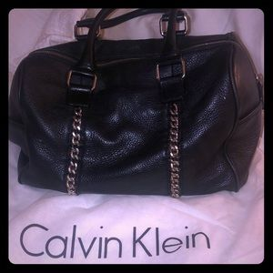 Calvin Klein Doctors Bag/Purse